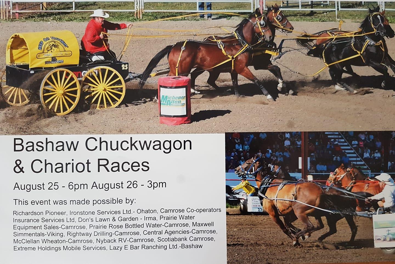 Alberta Professional Chuckwagon And Chariot Association